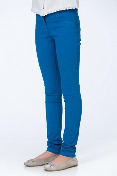 Pantaloni pentru fete Be You albastri