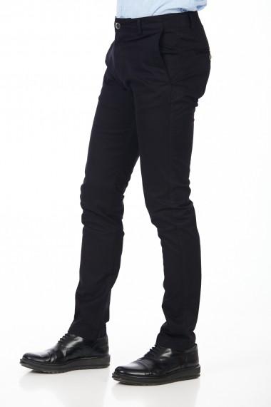Pantaloni BE YOU 3326 negri stretch