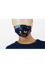 Masca de protectie bleumarin pentru copii Be You