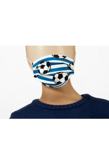 Masca de protectie pentru copii, model minge Be You
