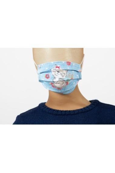 Masca de protectie pentru copii, model piscica Be You