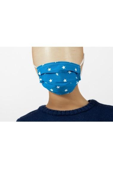 Masca de protectie pentru copii, model stele Be You