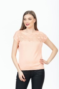 Bluza BE YOU 0774 Roz