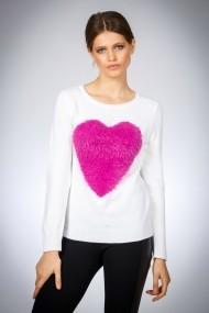 Пуловер Be You 0361 alb