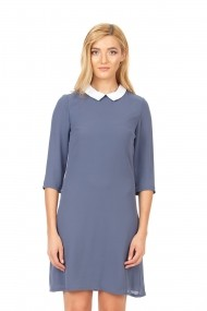 Rochie Be You 4109 Gri