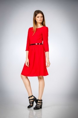 Rochie office Be You rosie