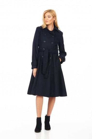Palton pentru femei Be You negru