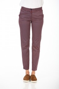 Pantaloni drepti BE YOU 3307PBRD Print