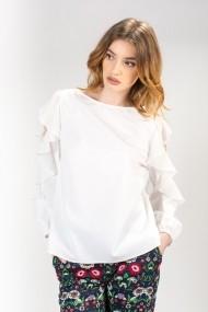 Bluza alba de dama, RVL