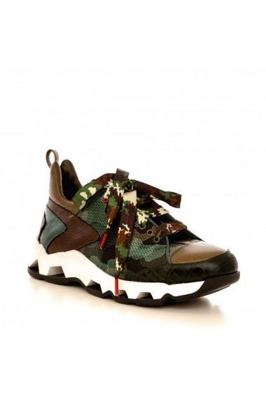 Pantofi sport CONDUR by alexandru 1830 verde