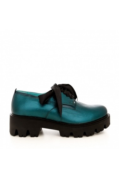 Pantofi CONDUR by alexandru 701 turcoaz