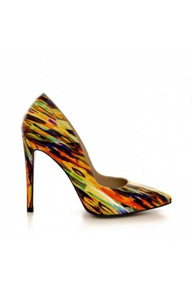 Pantofi cu toc CONDUR by alexandru 1521 picasso