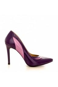 Pantofi cu toc CONDUR by alexandru 1401 mov