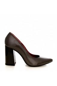Pantofi cu toc CONDUR by alexandru 171 gri