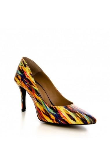 Pantofi cu toc CONDUR by alexandru 1619 picasso