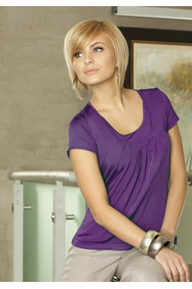 Bluza Lookat Multicolor Shelly 3327 Violet