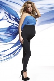 Colanti gravide Bas bleu Negru 15504-558