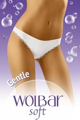 Slip Wol-bar Gentle alb