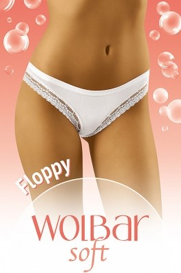 Slip Wol-bar soft alb