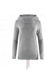 Bluza pentru femei Outhorn  W HOZ18-BLDF600 szara