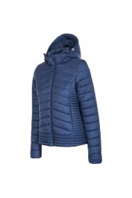 Jacheta pentru femei 4f  W H4Z17-KUD004 Neagra