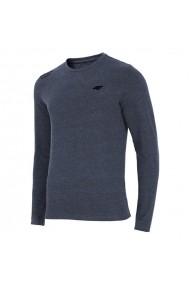 Bluza pentru barbati 4f M H4Z18-TSML001 -grafitowa