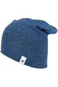 Caciula pentru barbati 4f M H4Z18-CAM003 niebieska
