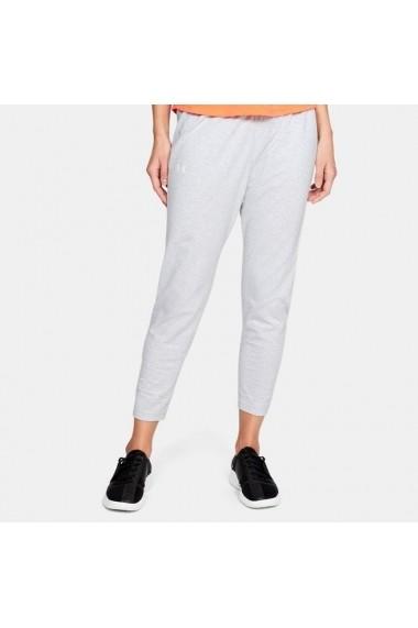 Pantaloni sport pentru femei Under armour  Favorite Tapered Slouch W 1320621-052