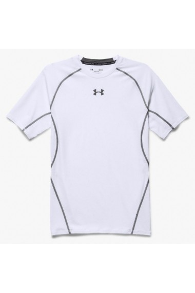 Tricou pentru barbati Under armour HeatGear Compression Shortsleeve M 1257468-100