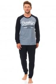 Pijama Dn-nightwear Gri 74405-1515