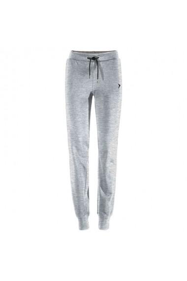 Pantaloni sport pentru femei Feeljoy  Outhorn W HOZ18-SPDD600 szare
