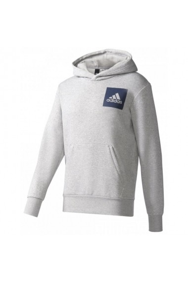 Hanorac pentru barbati Adidas Essentials Chest Logo Pullover Hood Fleece M B45729