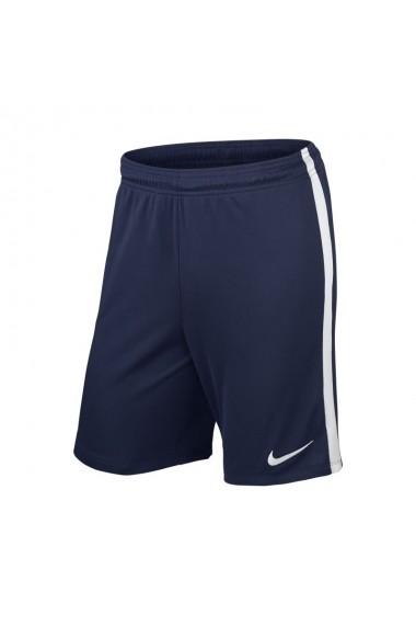 Bermude pentru barbati Nike LEAGUE KNIT SHORT M 725881-410