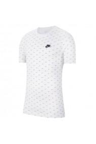 Tricou pentru barbati Nike  NSW SS Tee Mini Swoosh AOP M CV5590-100