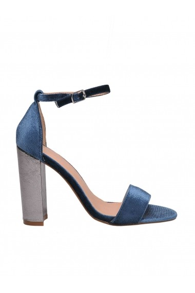Sandale cu toc Top Secret TOP-SBU0652NI Albastru