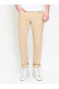 Pantaloni lungi Top Secret SSP1902BE bej - els