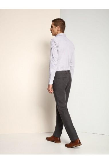 Pantaloni Top Secret SSP2380ST gri inchis
