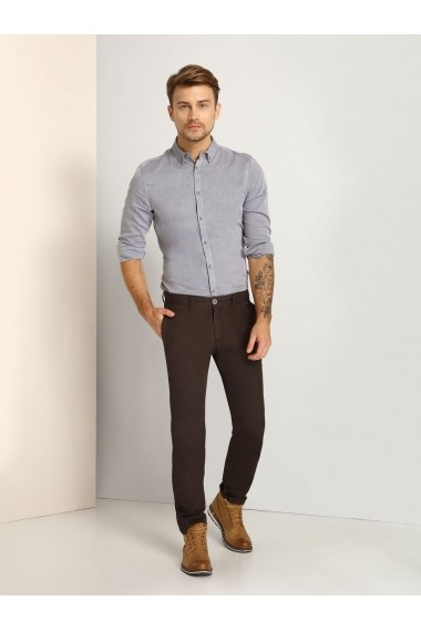 Pantaloni Top Secret SSP2376BR maro