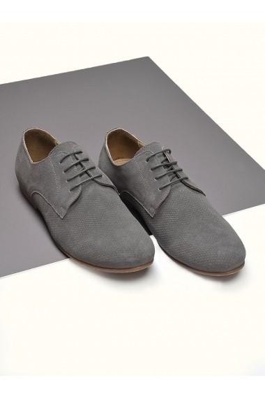 Pantofi Top Secret TOP-SBU0597SZ Gri