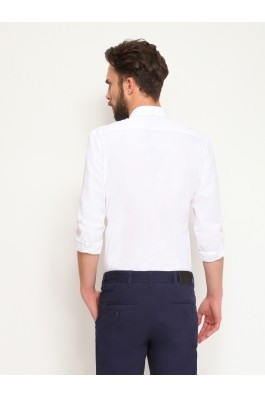 Camasa pentru barbati marca Top Secret SKL1802BI Alb