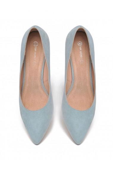 Pantofi cu toc Top Secret TOP-SBU0485BL Albastru