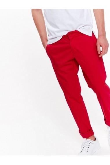 Pantaloni Top Secret TOP-SSP2806CE Rosu