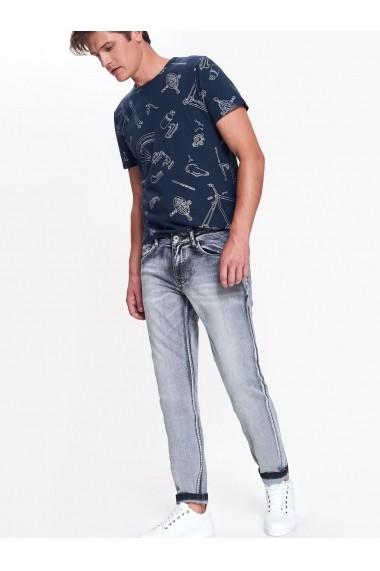 Pantaloni Top Secret TOP-SSP2995SZ Gri - els