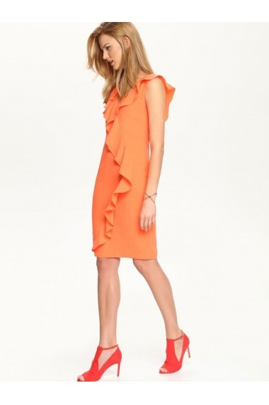 Rochie Top Secret SSU1539PO portocalie