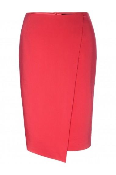 Fusta dreapta Top Secret SSD0931RO roz