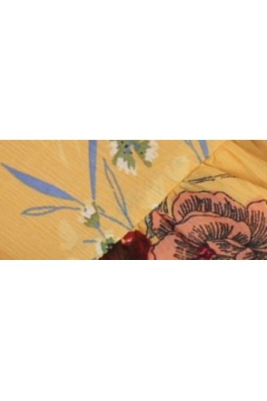 Fusta scurta Top Secret TOP-SSD1289ZO Floral
