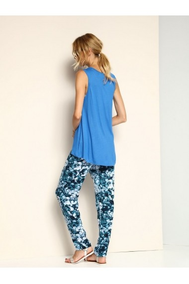 Pantaloni Top Secret SSP2333GR  Bleumarin