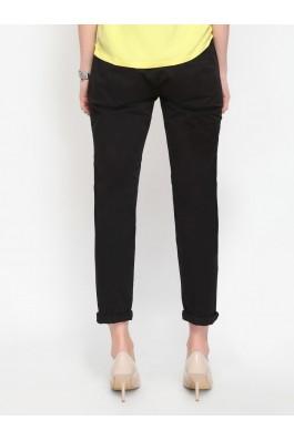 Pantaloni drepti Top Secret SSP1923CA Negru