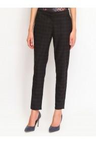 Pantaloni drepti Top Secret SSP2118GR  Bleumarin
