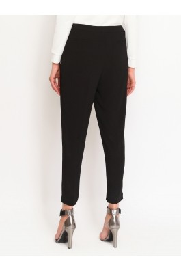 Pantaloni drepti Top Secret SSP2007CA Negru